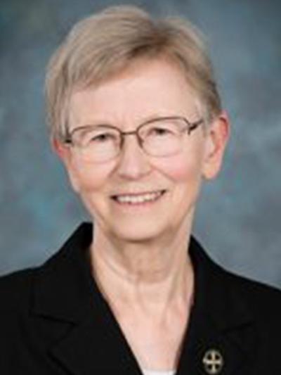 Sister Jane Becker, Administrator