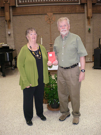 Dan and Becky Conway, Oblates of Mount Saint Benedict Monastery